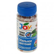 Удобрение JOY ТРИО МИКС Обильное цветение, гранулы, 100 гр