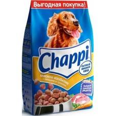 """Чаппи (Chappi) для собак, сытный мясной обед """"Мясное изобилие"""""""