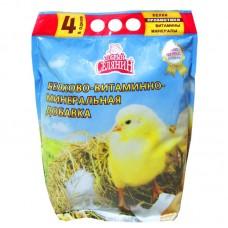 Белково-витаминно-минеральная добавка с пребиотиком для молодняка с/х птицы. 1,7 кг