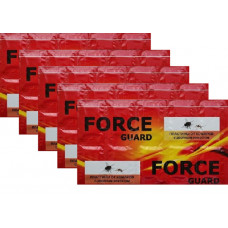 Force Guard пластины от комаров красные с двойным эффектом 10шт