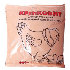 Крепковит  для кур, уток, гусей 900 г