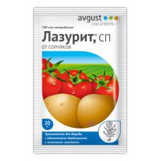 Лазурит 20 гр. средство от сорняков в картофеле.