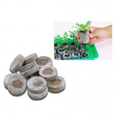 Таблетки кокосовые, d = 3,5 см