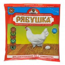 Рябушка премикс для кур, 150 гр.
