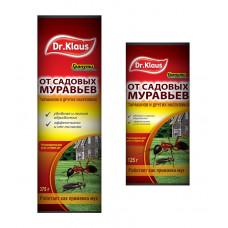 Гранулы от МУРАВЬЕВ и др.ползающих насекомых 375 гр Dr.Klaus