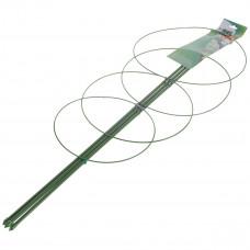 Поддержка для цветов Палисад круглая 150см, 5 кольц