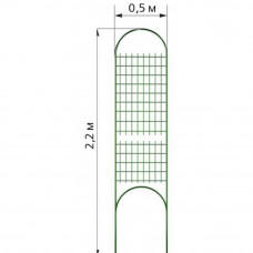 Шпалера, мелкая решетка, разборная
