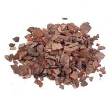 Мульча, кора листвнницы 60л (фракция 2-6см)