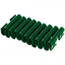 Зажим для пленки на металлических дугах d-10мм, 18 шт