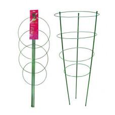Поддержка для цветов Палисад круглая 90см, 4 кольца