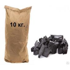 Древесный уголь, березовый  10 кг