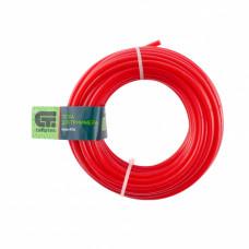 Леска для триммера круглая, 4.0 мм х 10 м
