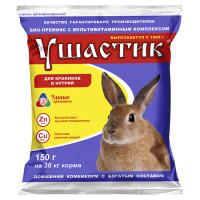 Премикс Ушастик для кроликов и нутрий (0,5%) (150г)