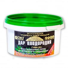 Дар Плодородия – концентрат биоактивированного гумусного удобрения – 0,5 кг