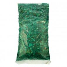 Щепа декоративная, 60л. Зеленая
