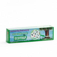 Нетоксичный клей от насекомых ловчий пояс Ecotrap