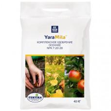 Осеннее удобрение ЯраМила 40 кг