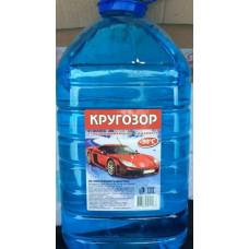 Жидкость стеклоомывающая  зимняя, 5 л,  (-30 С)