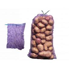Сетка овощная,  50 х 80 см,  35 - 40 кг,  5 шт