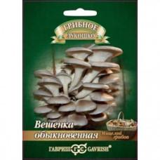 Мицелий Вешенка Обыкновенная на древесной палочке, 12шт