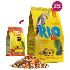 Рио (Rio) корм для средних попугаев основной рацион 500г