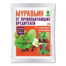 Муравьин от садовых муравьев 10г