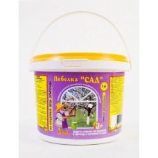 Побелка садовая Сад Люкс (акриловая краска)  1,3 кг
