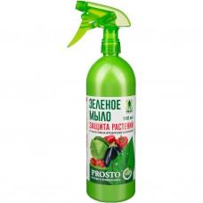 Зеленое мыло с распылителем 900 мл
