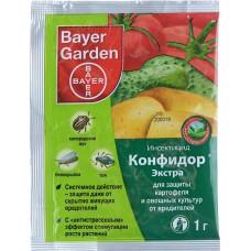 Конфидор Экстра для защиты картофеля и овощных культур 1г