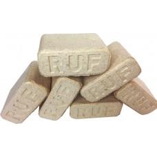 Брикет  «Ruf» береза пыль, 10 кг