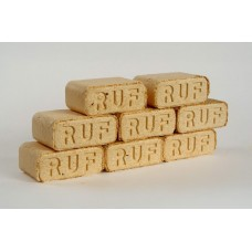 Брикет «Ruf» микс  опилки, береза  + хвоя 10кг