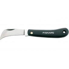 Нож садовый крючкообразный для прививок Fiskars